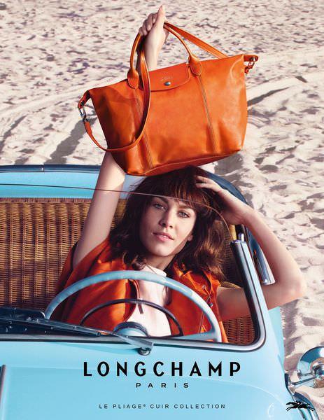 Longchamp 2014春夏廣告.jpg