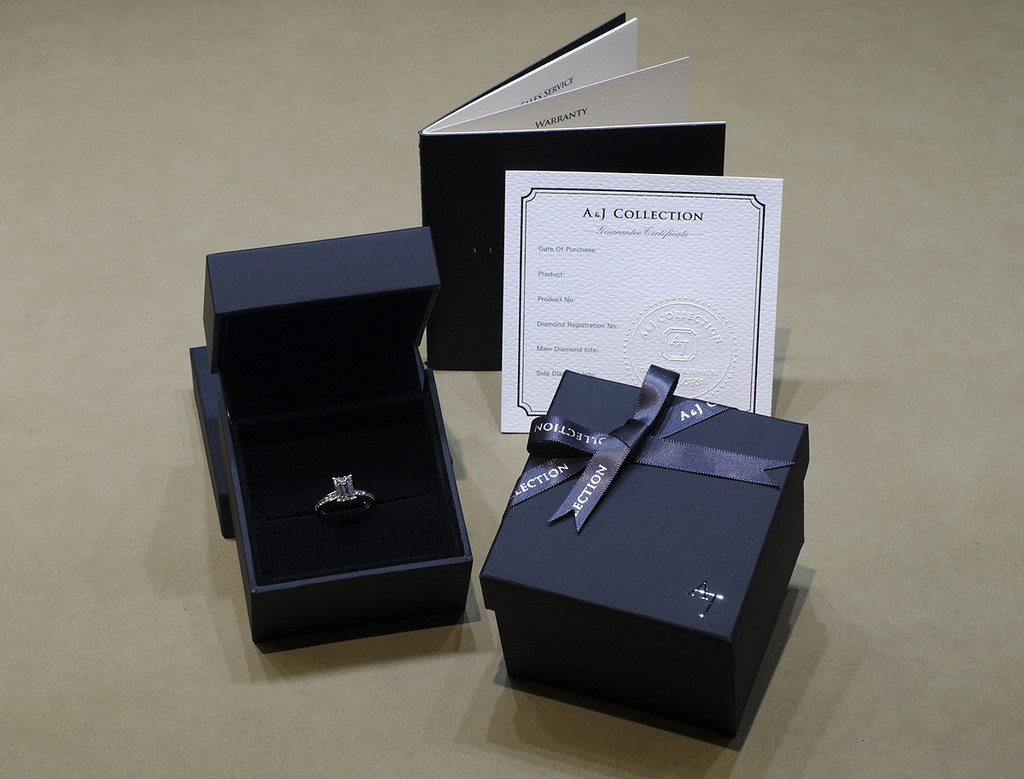 Box & warranty card 1200